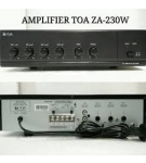 Toa Mixer Amplifier ZA-230W